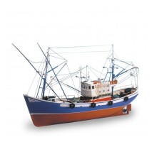 Artesania Latina 18030 - 1:40 Carmen II - Classic Collection - Wooden Model Ship Kit