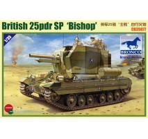 Bronco Models CB35077 - 1:35 Valentine SPG〝Bishop〞