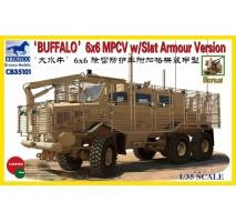 Bronco Models CB35101 - 1:35 Buffalo MPCV w/Grill Armor
