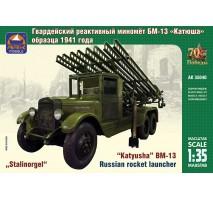 "ARK Models AK35040 - 1:35 ""Katyusha"" BM-13 Russian rocket launcher, model 1941"