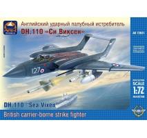 "ARK Models AK72031 - 1:72 de Havilland DH.110 ""Sea Vixen"" FAW.2 British Carrier-Borne all-Weather Strike Fighter"