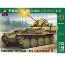 ARK Models AK35010 - 1:35 Flakpanzer 38(t) German anti-aircraft tank