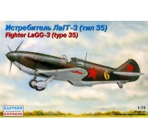 Eastern Express EE72212 - 1:72 LaGG-3 series 35 Russian fighter