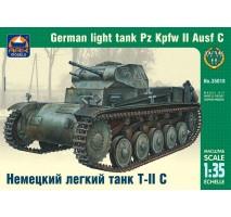 ARK Models AK35018 - 1:35 Pz.Kpfw.II Ausf.C German Light Tank