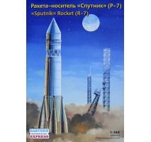 """Eastern Express EE14450 - 1:144 """"Sputnik"""" (R-7) Russian carrier rocket"""