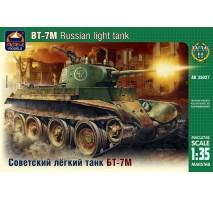 ARK Models AK35027 - 1:35 BТ-7М Russian Light Tank