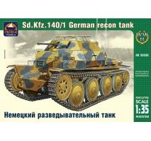 ARK Models AK35030 - 1:35 Sd.Kfz.140/1 German reconnaissance tank