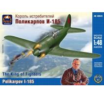 ARK Models AK48045 - 1:48 Polikarpov I-185 - the King of Fighters