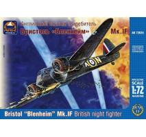 "ARK Models AK72035 - 1:72 Bristol ""Blenheim"" Mk.IF British Night Fighter"