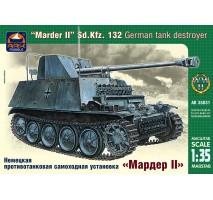 "ARK Models AK35031 - 1:35 ""Marder II"" Sd.Kfz.132 German tank destroyer"