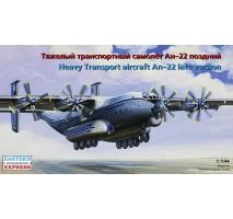 "Eastern Express EE14480 - 1:144 Antonov An-22 ""Antaeus"" Russian heavy transport aircraft, late version"