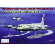 Eastern Express EE14490 - 1:144 Ilyushin IL-38 Russian anti-submarine aircraft, the Russian Navy