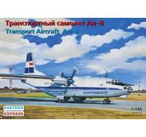 Eastern Express EE14495 - 1:144 Antonov An-8 Russian transport aircraft, Aeroflot