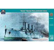 "ARK Models AK40001 - 1:400 ""Aurora"" Russian Navy protected cruiser"