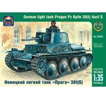 """ARK Models AK35003 - 1:35 """"Prague"""" Pz.Kpfw.38(t) Ausf.G German light tank"""
