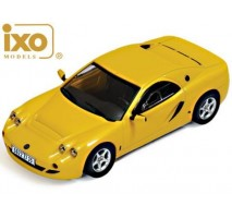 IXO - 1:43 HOMMELL RS berlinette 1999 Yellow