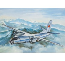 Eastern Express EE14472 - 1:144 Antonov An-30B Russian photo-mapping / survey aircraft