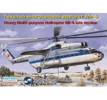 Eastern Express EE14508 - 1:144 Mil Mi-6 Russian heavy multipurpose helicopter (late version), Aeroflot