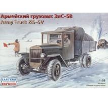 Eastern Express EE35151 - 1:35 ZiS-5V Russian Military Truck, model 1942