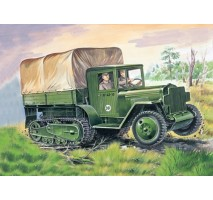 Eastern Express EE35153 - 1:35 ZiS-42 Russian military half-track