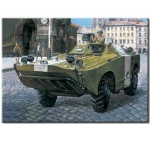 Eastern Express EE35161 - 1:35 BRDM-1 Russian Armored Reconnaissance and Patrol Vehicle