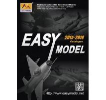 Easy Model 30000 - Model Catalogue 2016-2017