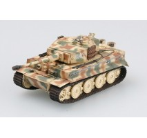 Easy Model 36221 - Tiger 1 (late production) -Schwere SS Pz.Abt.102, 1944, Normandy, Tiger 242 1:72