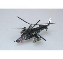 "Easy Model 37023 - 1:72 Helicopter - Russian Air Force Ka-50, No.22 ""Black shark"""