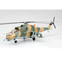 Easy Model 37037 - 1:72 Helicopter -  Mi-24 Hungarian Air Force No. 718