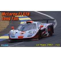 FUJIMI 125817 - 1:24 RS45 McLaren F1 GTR Long Tail 1997 #41 - Real Sports Car