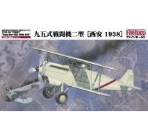 """FINE MOLDS FB13 - 1:48 IJA Type95 Ki-10-II """"PERRY"""" - IJA / IJN Aircraft Models"""