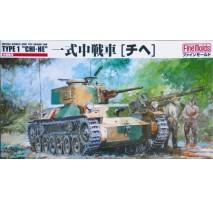 "FINE MOLDS FM12 - 1:35 IJA Type1 Medium Tank ""Chi-He"""