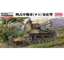 "FINE MOLDS FM33 - 1:35 IJA Medium Tank Type4 ""CHI-TO"" Planned production Ver."