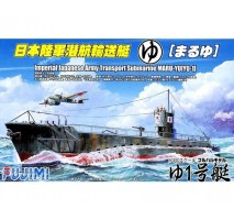 FUJIMI FUJ400761 - 1:700 Special Sea Way Series JAPANESE ARMY Submarine YU-1