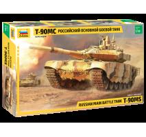 Zvezda 3675 - 1:35 T-90 MS RUSSIAN MBT