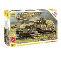 Zvezda 5041 - 1:72 German Tank Destroyer FERDINAND