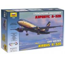 Zvezda 7003 - 1:144 Airbus A-320