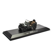 Atlas - 1:43 GAZ-67B (WWII Collection by EAGLEMOSS)