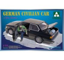 TAKOM 2005 - 1:35 German Civilian Car with Gas Rockets