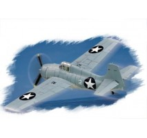 "Hobby Boss 80220 - 1:72 Grumman F4F-4 ""Wildcat"" EASY KIT"