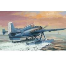 Hobby Boss 81729 - 1:48 US F4F-3S Wildcatfish