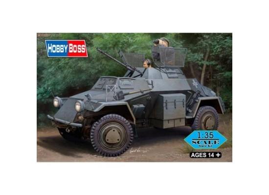 Hobby Boss 83815 - 1:35 German Sd.Kfz.222 Leichter Panzerspahwagen (1st Series)