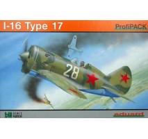 Eduard 8146 - 1:48 Polikarpov I-16 Type 17