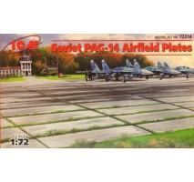ICM 72214 - 1:72 Soviet PAG-14 Airfield Plates