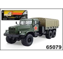 KrAZ-255B Military Truck