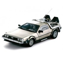 SUN STAR 2711 - De Lorean - Back to the Future` Part I (Stainless Steel)