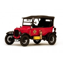 SUN STAR 1902 - Ford Model-T Touring Fire Chief – Red 1925