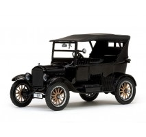 SUN STAR 1903 - Ford Model-T Touring Closed Convertible – Black 1925