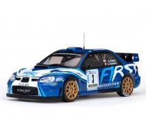 SUN STAR 4488 - Subaru Impreza WRC07 - #3 R.Kubica & G.Manfredi - Winner Ronde Gomitolo di Lana 2012