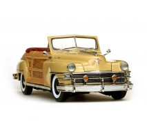 SUN STAR 6140 - 1948 Chrysler Town & Country - Yellow Lustre